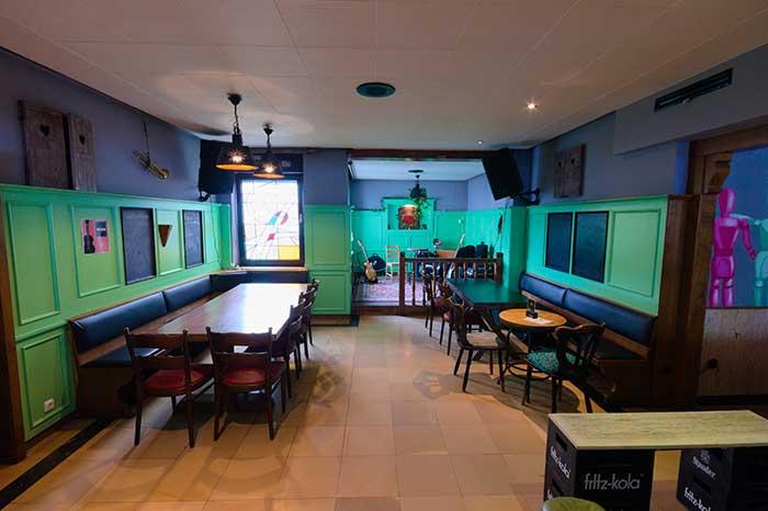 Felis Bar Innenansicht