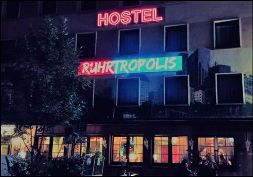 Ruhrtropolis Hostel Außenansicht