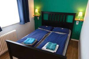 Ruhrtropolis Hostel Doppelzimmer