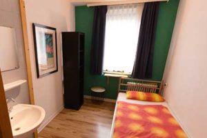 Ruhrtropolis Hostel Einzelzimmer